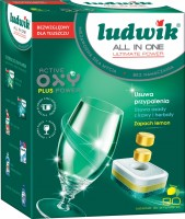 Ludwik All in One Таблетки для ПММ Ultimate Power 90шт