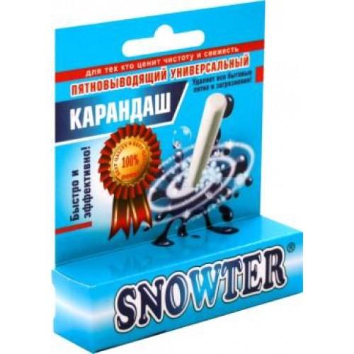 Купить карандаш пятновыводитель snowter фото